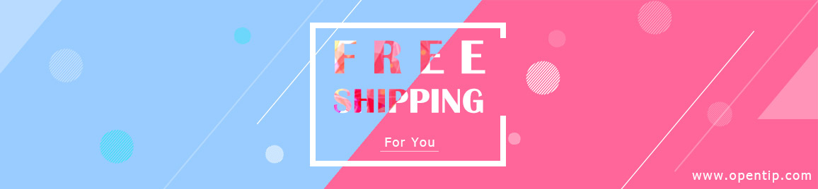 Free Shipping - click to view more