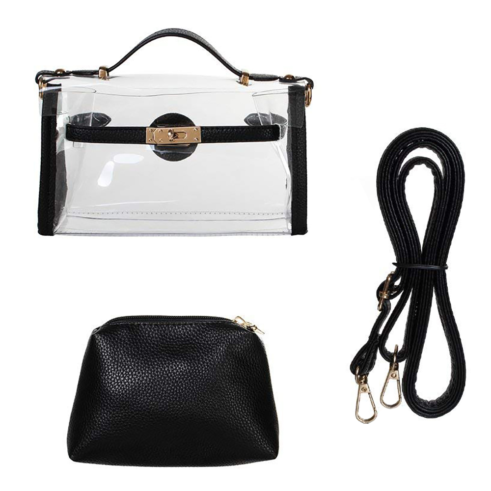 6e045b94a0b9 Opentip.com  GOGO Crossbody Messenger Shoulder Bag Purse With Wallet for  Women