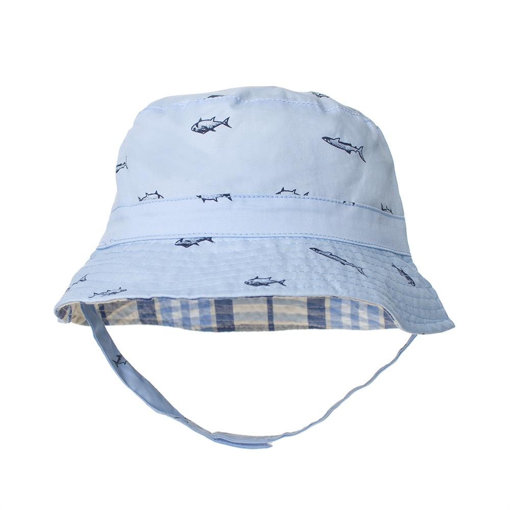 0b5da9ca060 Opentip.com  Opromo Toddler Kids Sun Hat Summer Reversible Cotton ...