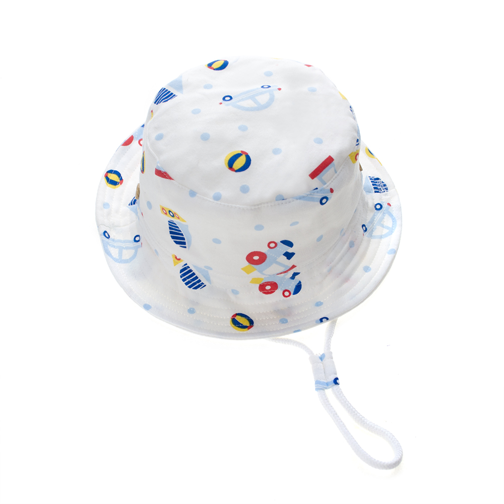 fff161f4c50 Opentip.com  Opromo Baby Toddler Kids Cotton Bucket Hat Cartoon ...