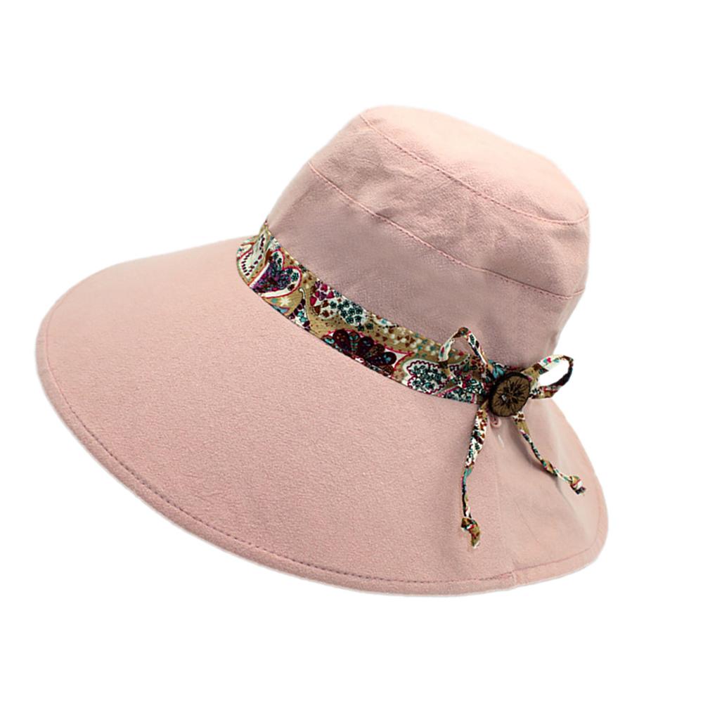 acb82a2cd8bb91 Opentip.com: Opromo Sun Hats for Women Packable Sun Hat Wide Brim UV  Protection Beach Sun Cap, Price/piece