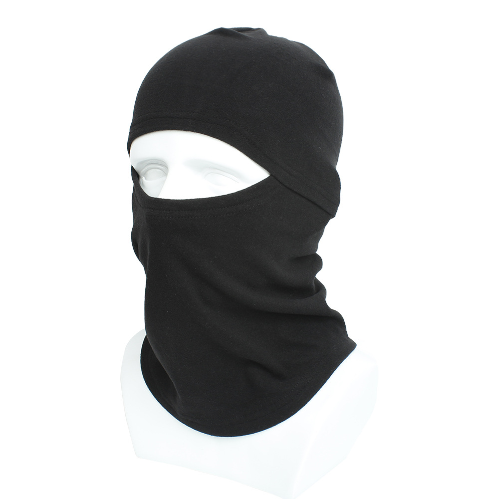 Windproof Balaclava Full Face Cover Sunscreen Helmet Liner Hood for Motorcycle