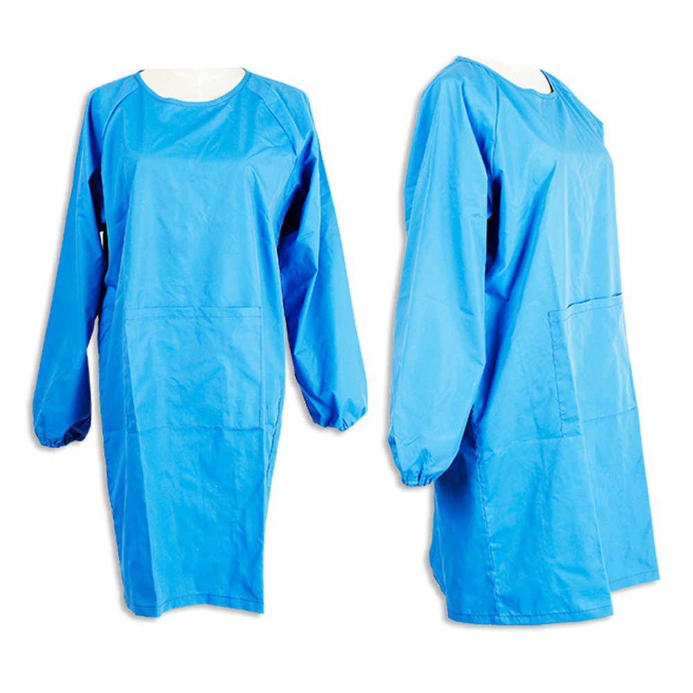 Salon Hair Cutting Robe Gown with 1 Pocket