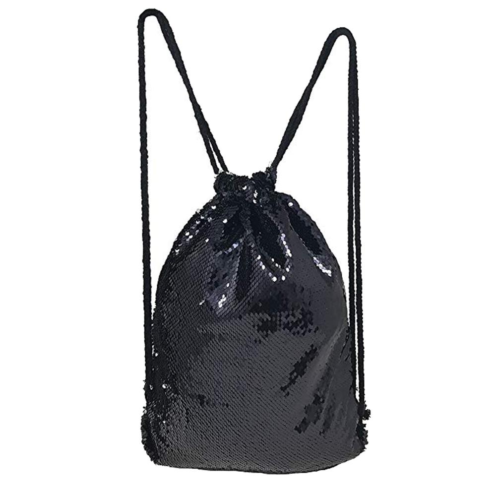 97aa2cfd9c86 Opentip.com: GOGO Mermaid Bag Sequin Drawstring Backpack Dancing Bag ...