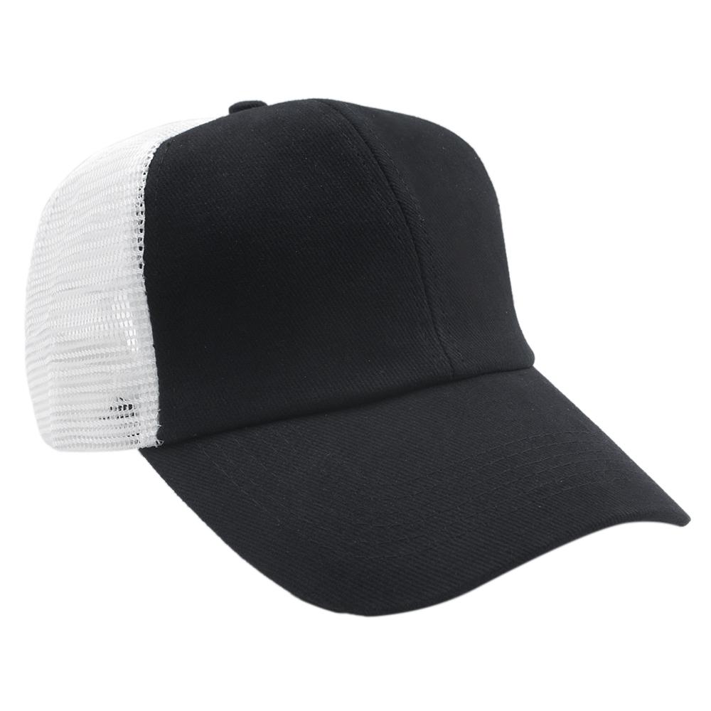 033cad12de0 Opentip.com  Opromo Unisex Garment Washed Cotton Meshback Cap ...