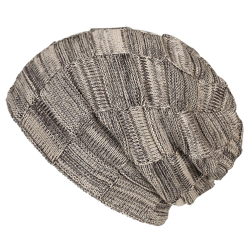 0ffa6844a99e8 Opentip.com  Opromo Beanie Hat For Men and Women Winter Warm Hat ...