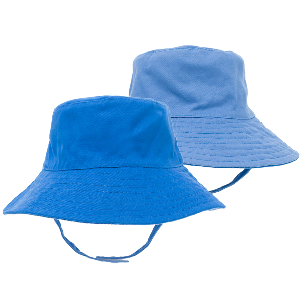 d183f9a7275 Opentip.com  Opromo Baby Boys Packable Wide Brim Reversible Sun Hat ...