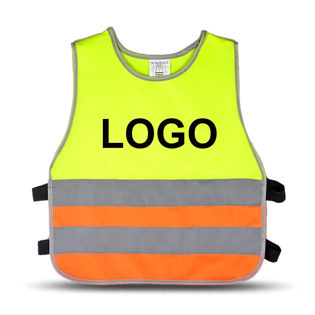 Custom GOGO Kid's Reflective Vest