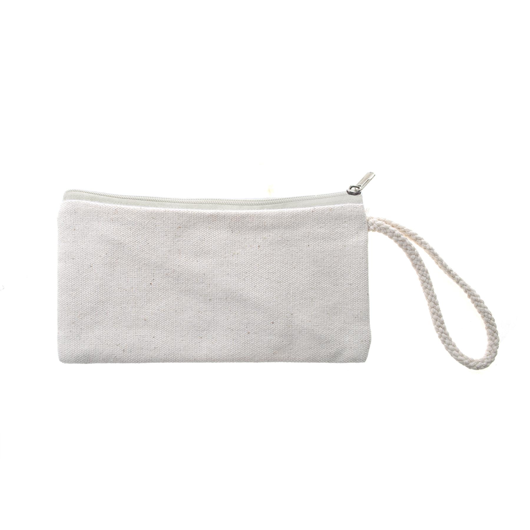 f8d80d3de0 Opentip.com  Aspire Natural Cotton Canvas Zipper Pouch