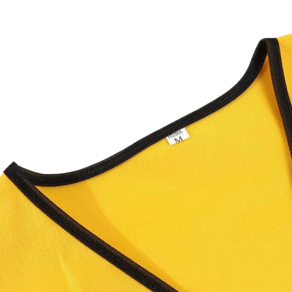 Supermarket Vest Detail - Fabric