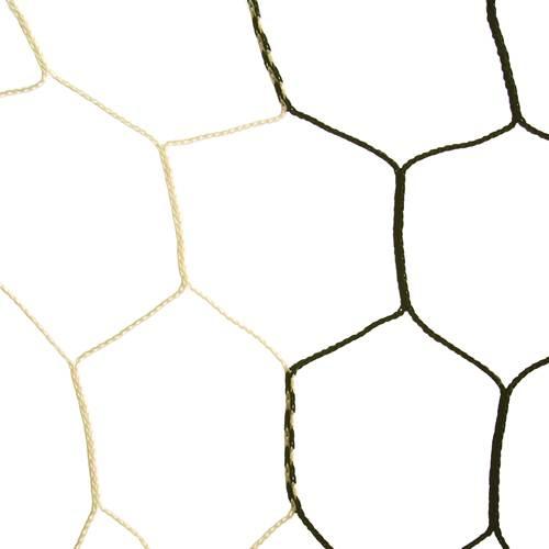 967cfa854 Opentip.com: Alumagoal Hexagonal Soccer Net - 8'H x 24'W x 3'D x 8.5 ...