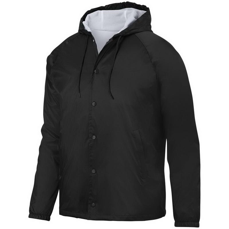 d82ced23d04 Opentip.com  Augusta Sportswear 3102 Hooded Coach  039 s Jacket