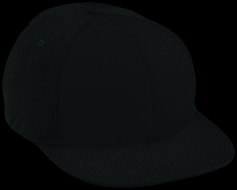 852ef009c74 Opentip.com  Augusta Sportswear 6255 Adult Athletic Mesh Flat Bill Cap