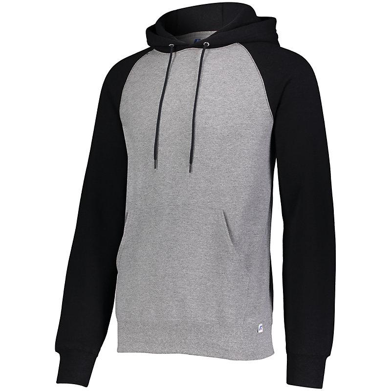 Tri Mountain Premium Hooded Cotton//Polyester Fleece 689 Perspective