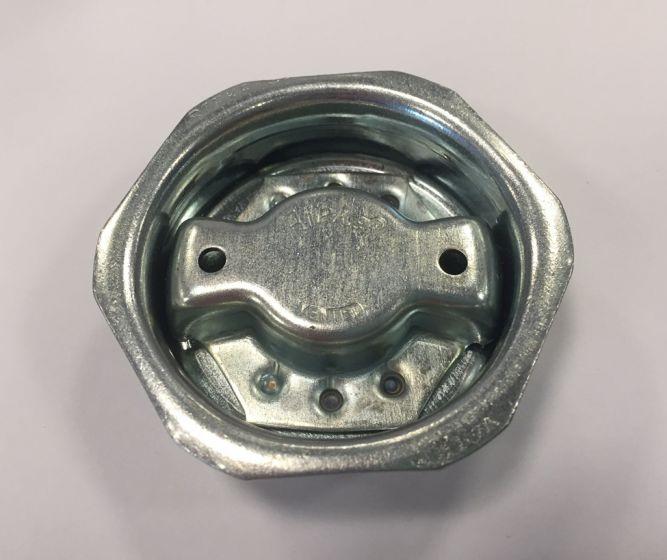 Basco 2 Inch VGII Steel Pressure Relieving Drum Vent Plug