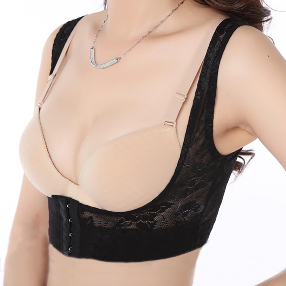2d5165df43868 Opentip.com  GOGO Lady s Lace Back Brace Posture Corrector