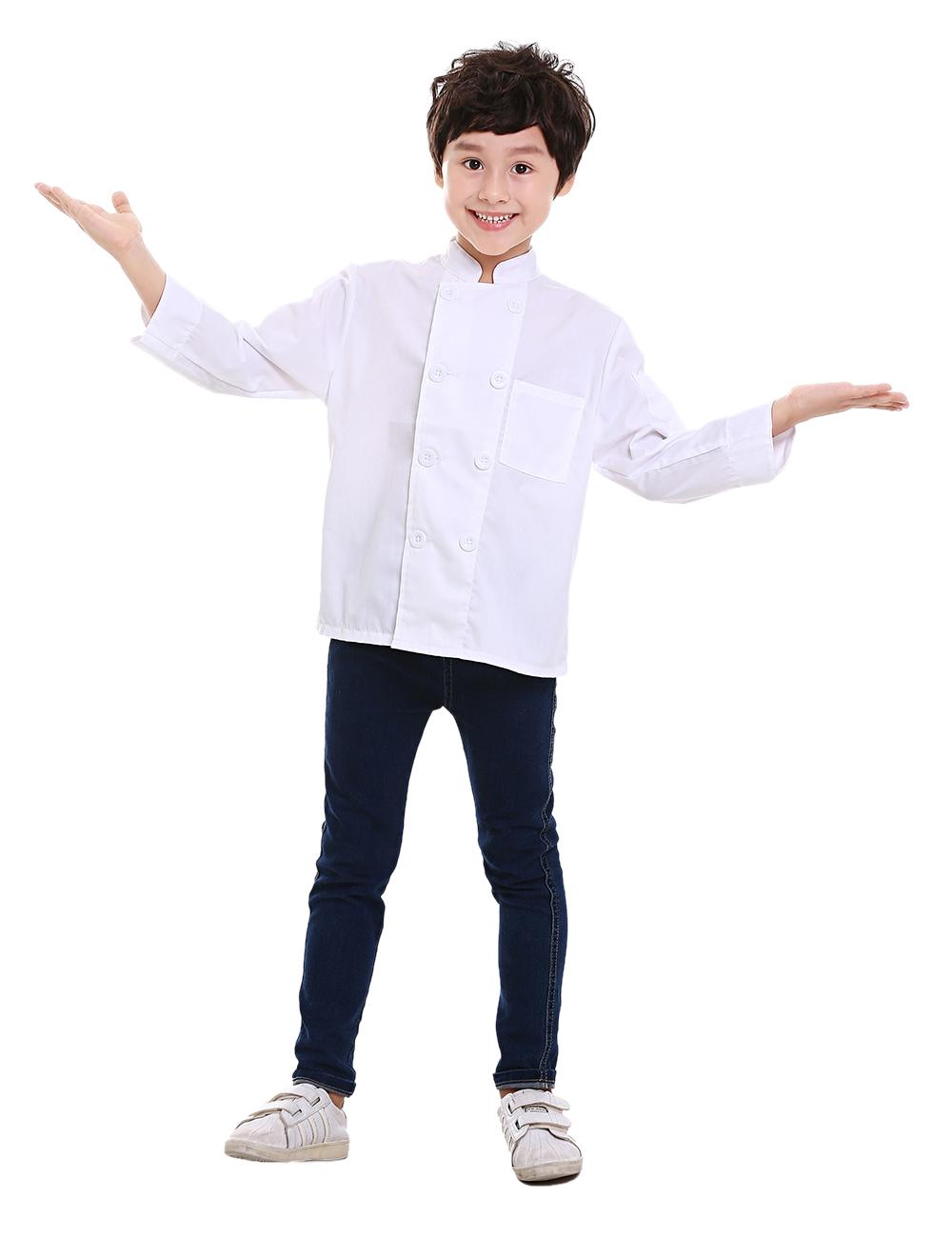 Opentip Kid Chef Coat