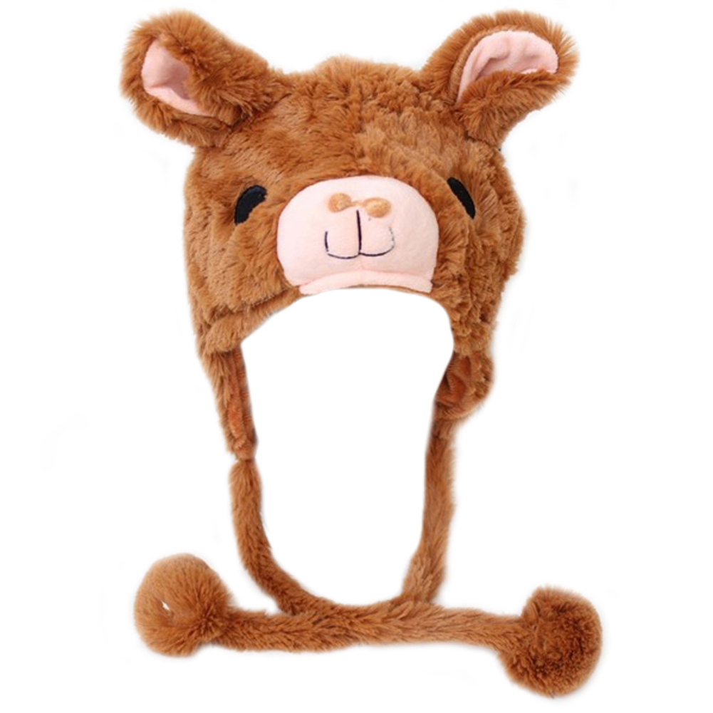 Opentip.com  TopTie Halloween Animal Cosplay Hat With Ear Flap ... 2e4dba0eb