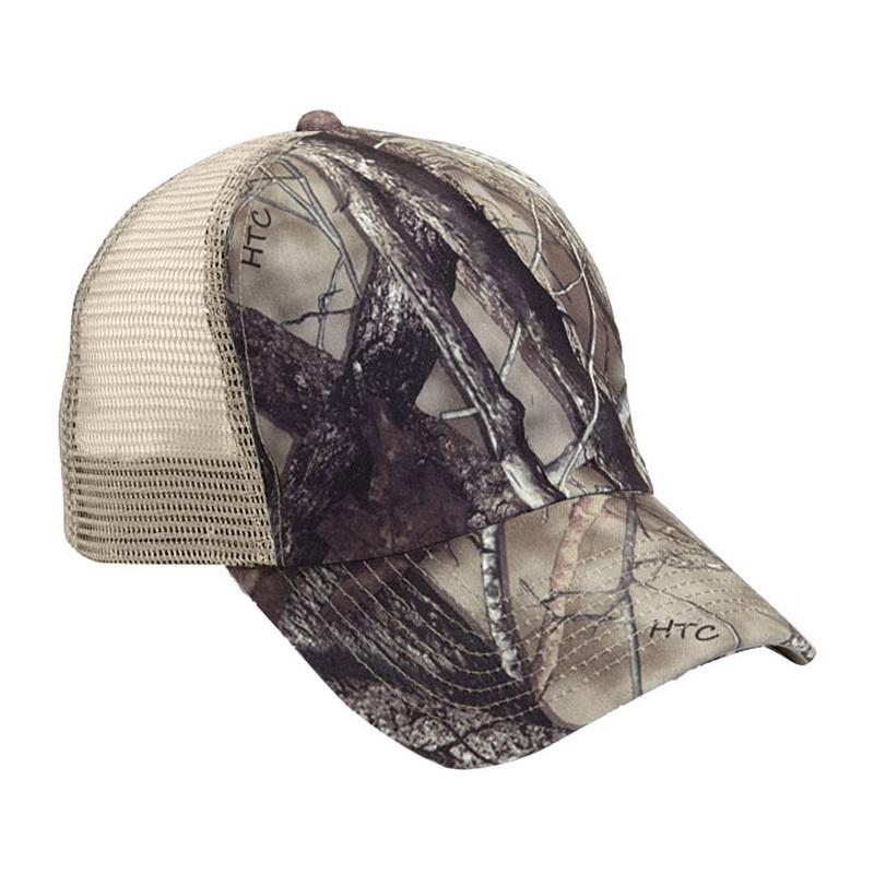 39361e13191e4 Opentip.com  Cobra Caps TT-5M 5 Pnl 100% Polyester True Timber Camouflage  Mesh