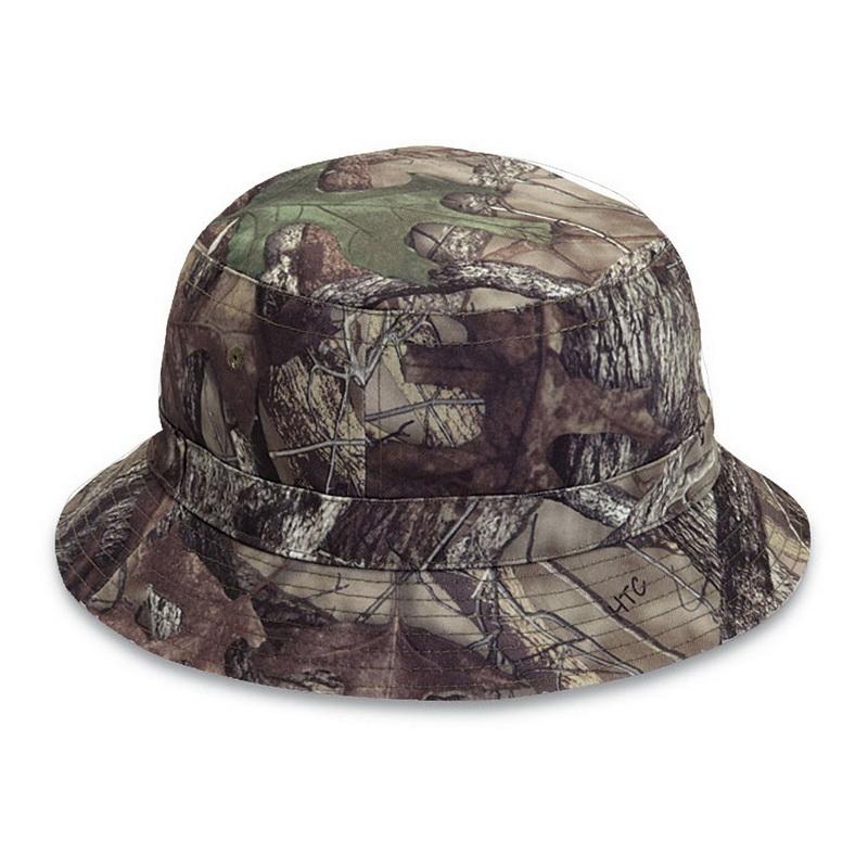ad932a5ed Cobra Caps TT BKT True Timber 100% Polyester Camo Bucket Hat
