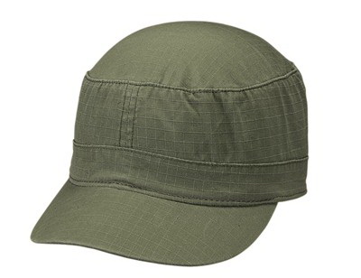 1989477e Opentip.com: Cameo Sports CS-36 Cotton Ripstop Fitted Army Cap