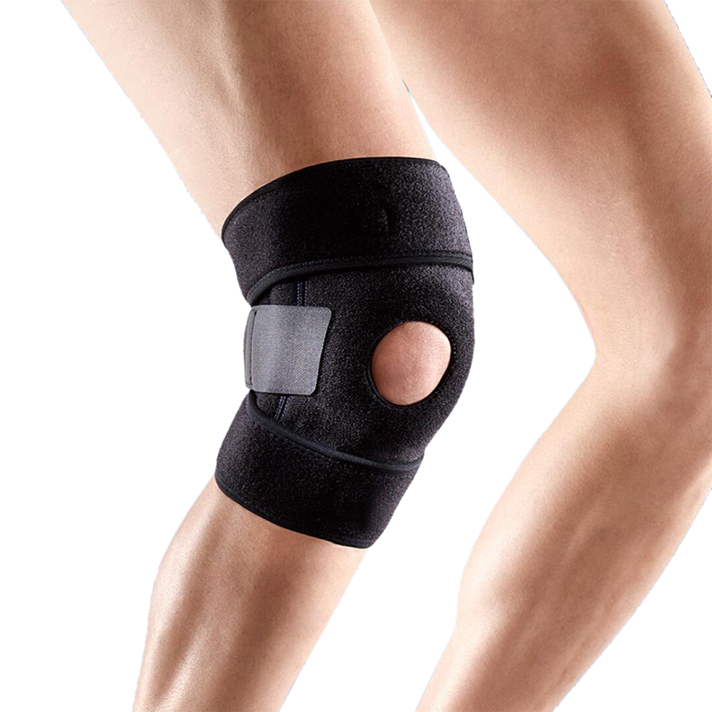 9c28a95f80 Opentip.com: GOGO 4 Springs Reinforced Knee Support Brace Open ...