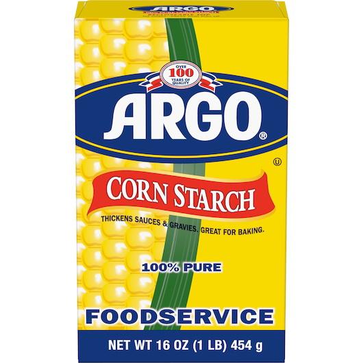 Argo Foodservice Corn Starch 1 Lb Box 24 Per Case Price Case Sale Reviews Opentip