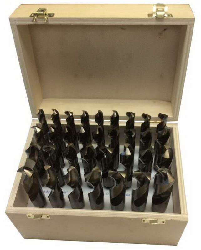 DWDTS63//64 Qualtech 63//64 HSS 3MT Taper Shank Drill Bit