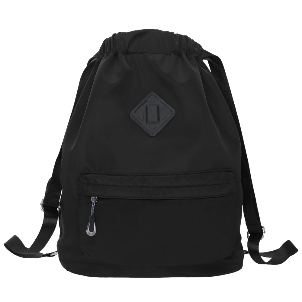 a9f02b1a70c5 Waterproof Drawstring Backpack Lightweight Athletic Yoga Workout Pull  String Bag