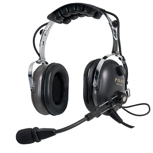 2586827a62f Opentip.com  Pilot Communications PA-1169T Pilot Usa Headset Mono ...