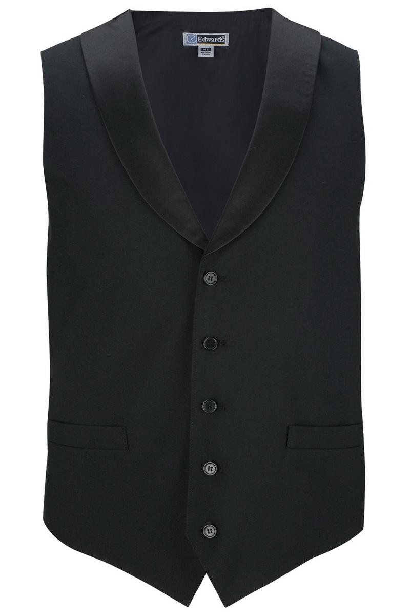 XXX-Large 165 RED Ed Garments Value V-Neck Sleeveless Vest