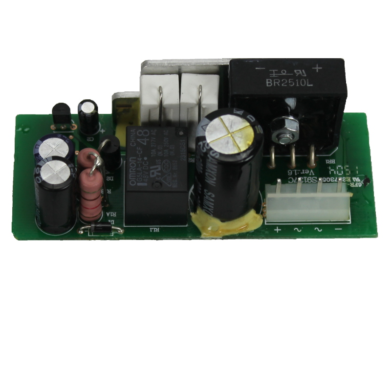 Bissell 203-7434 Circuit Board Foot Motor