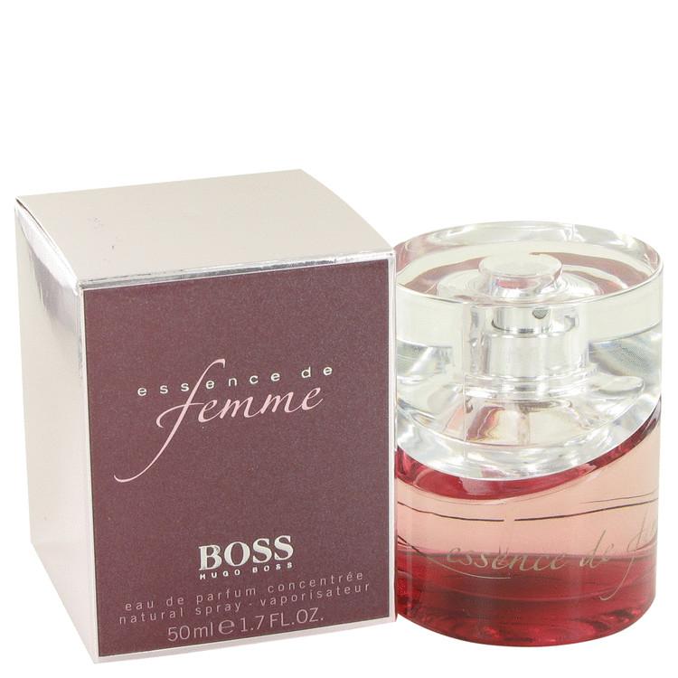 Opentipcom Hugo Boss Essence De Femme 17 Oz Eau De Parfum Spray