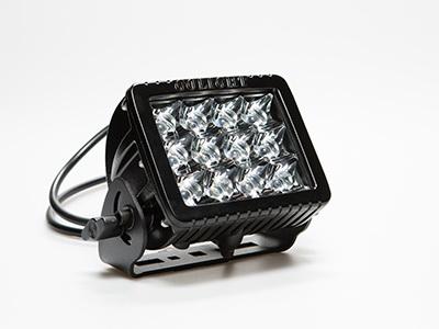 Golight GXL fixe montage Projecteur DEL Finition Noire 4411