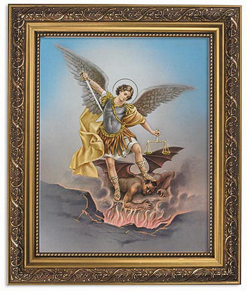 d60b29d61cad Opentip.com  Christian Brands 79-071 79-071 Saint Michael