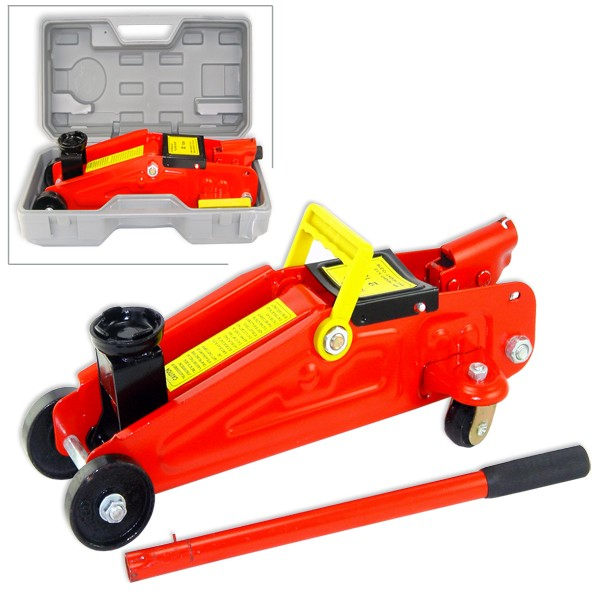 2 Ton Floor Jack \ Case