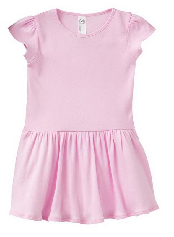 56258018e5143 Opentip.com: Rabbit Skins 5323 Toddler Baby Rib Dress