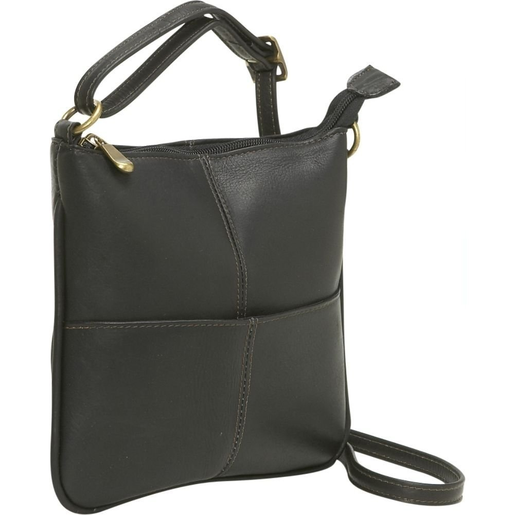 f283bee1e71b Opentip.com  Le Donne Leather LD-960 Front Pocket Mini Crossbody Bag