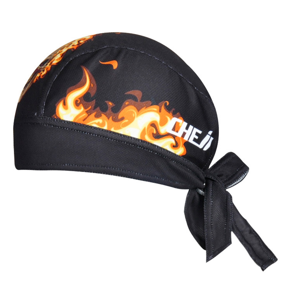Dew Rag TopTie High-Performance Headband Skull Caps