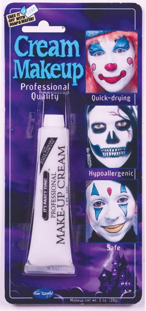 Funworld 9439 Makeup Tube Pro White