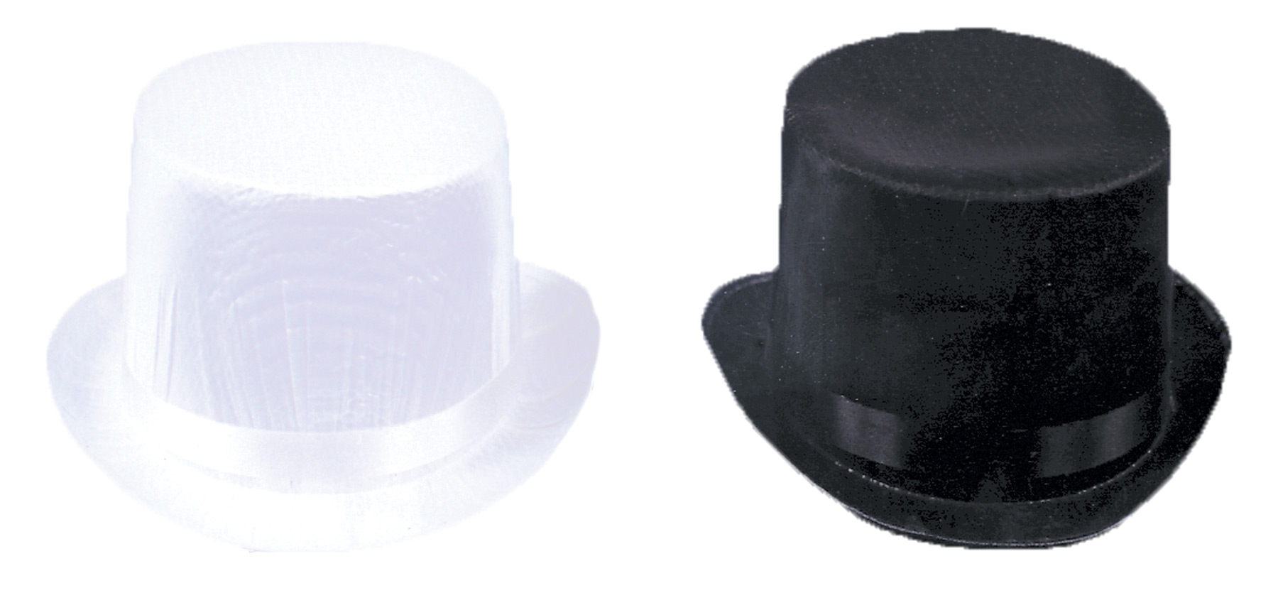 523e83d79ae84 Opentip.com  Rasta Imposta 04BKLG Top Hat Trans Silk Black Lg
