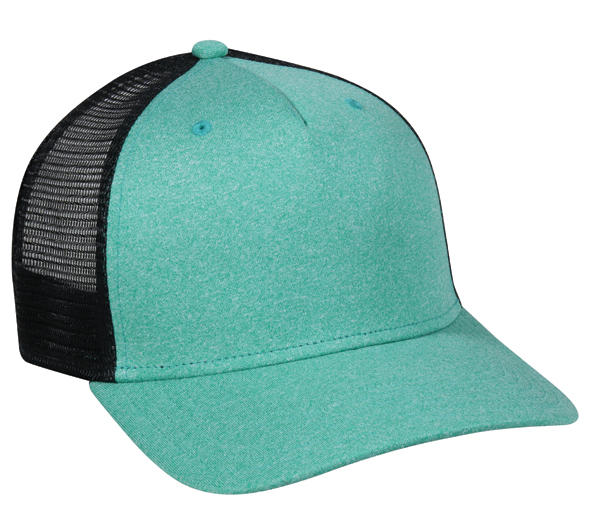 b70d9172ab9 Opentip.com  Outdoor Cap RGR-100M 5 Panel Heathered