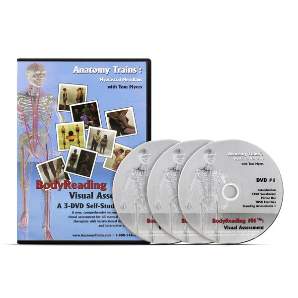 Opentip Bodyreading 101 3 Disc Dvd Set