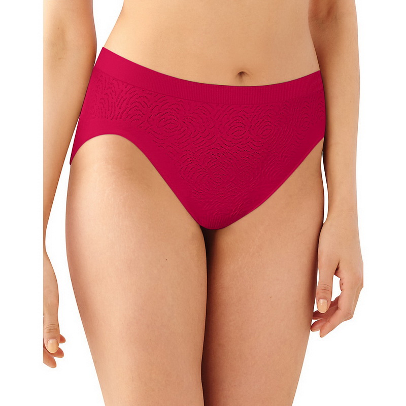 004a76367be Opentip.com  Barely There by Bali 303J Comfort Revolution Microfiber  Seamless Hi Cut Panty