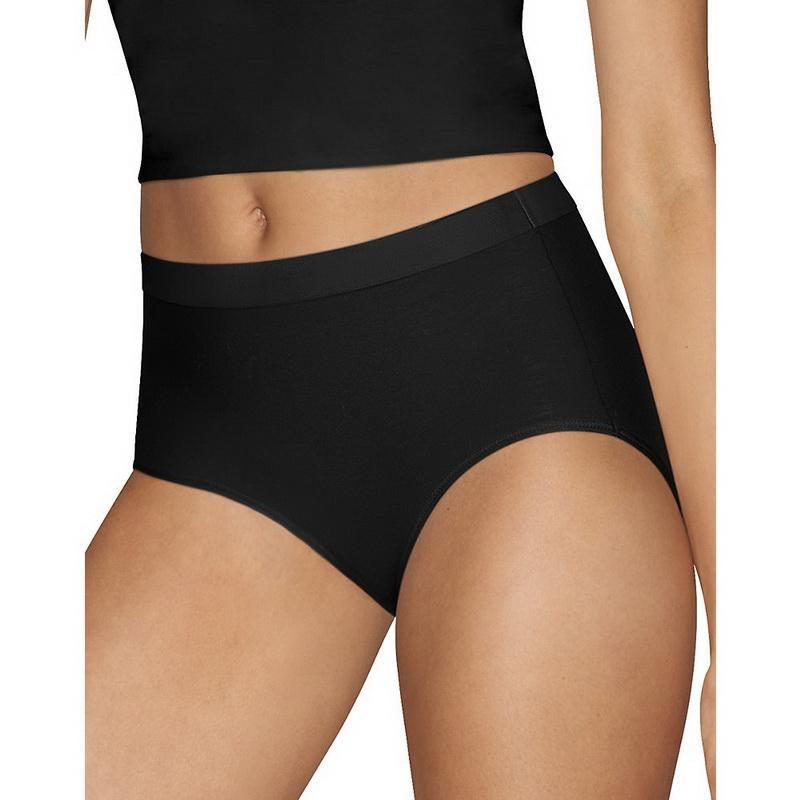 c1c9c3019b2b Opentip.com: Hanes 40XTB5 Ultimate Women's Constant Comfort X-Temp Brief 3- Pack