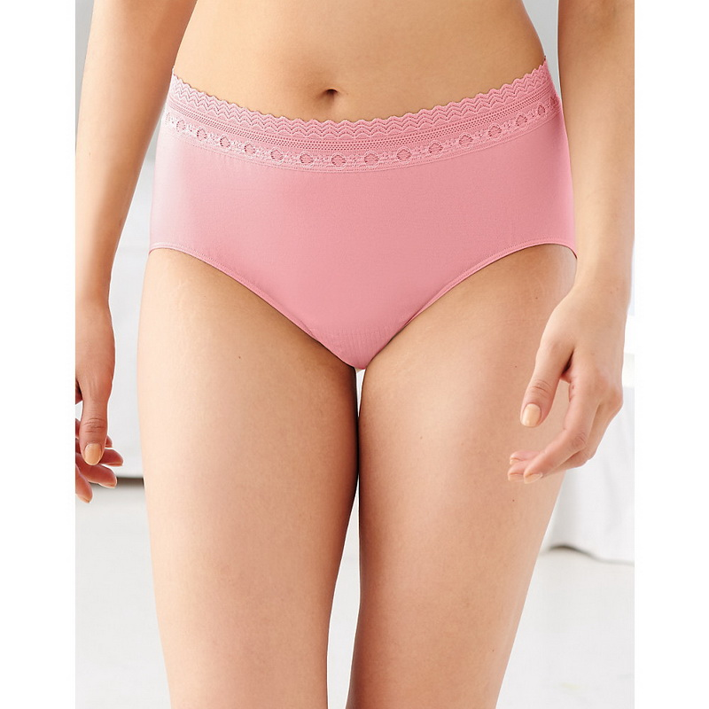 93570bd53b4aa Opentip.com  Barely There by Bali 803J Comfort Revolution Microfiber ...
