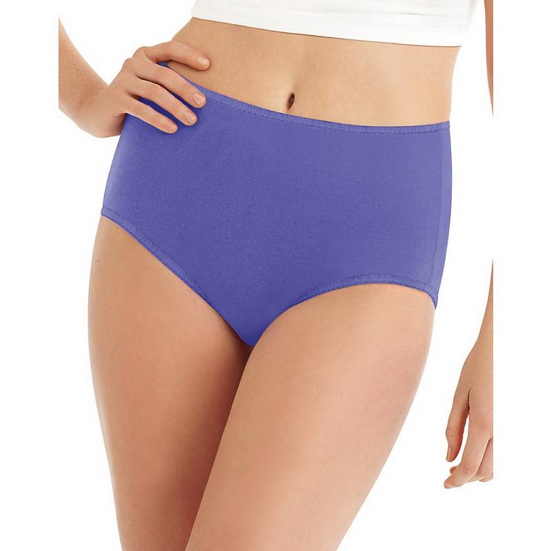 237933dbfea Opentip.com  Hanes Women s Cool Comfort Microfiber Brief 8-Pack