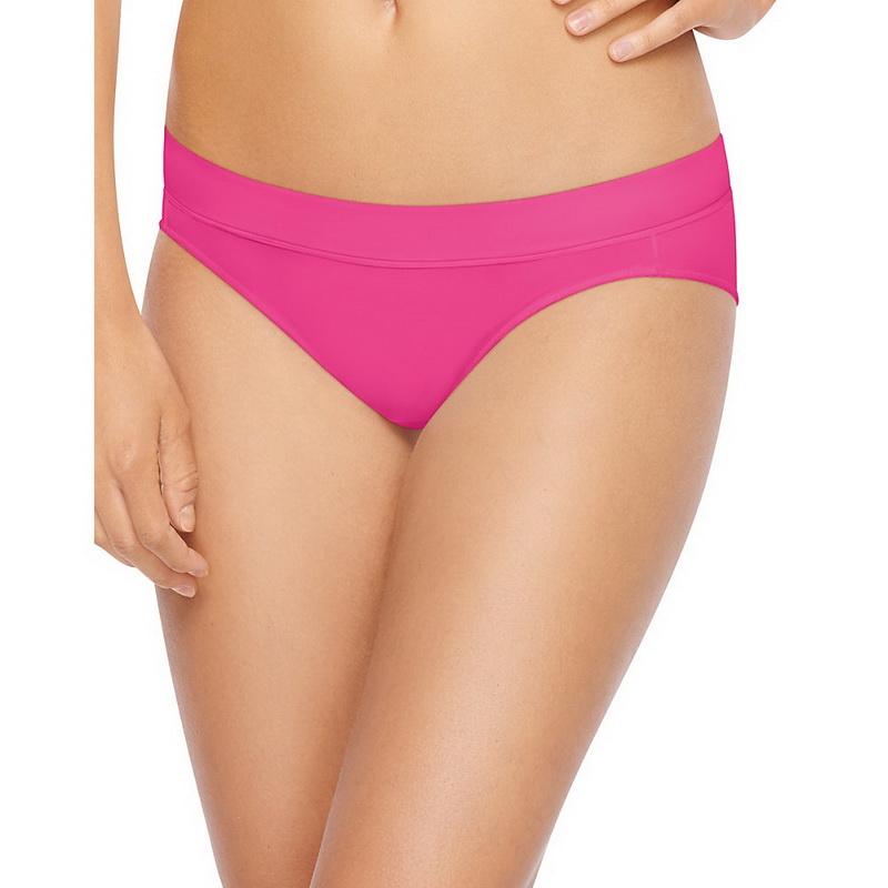 63bbd873da32 Opentip.com: Hanes MI42AS X-Temp Constant Comfort Women's Microfiber Bikini  Panties 4-Pack