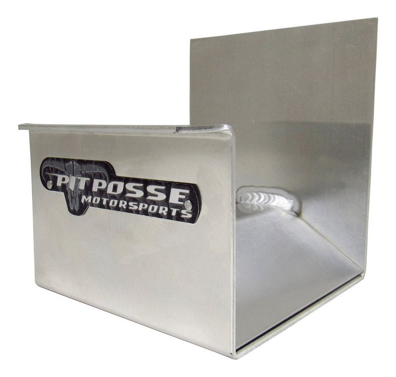Silver Pit Posse Duct Tape Holder Bracket-Double