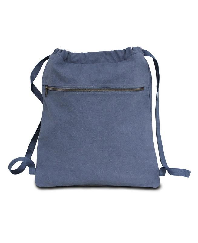 47fb52cb687 Opentip.com: Liberty Bags LB8877 Seaside Canvas 12 oz Pigment Dyed ...